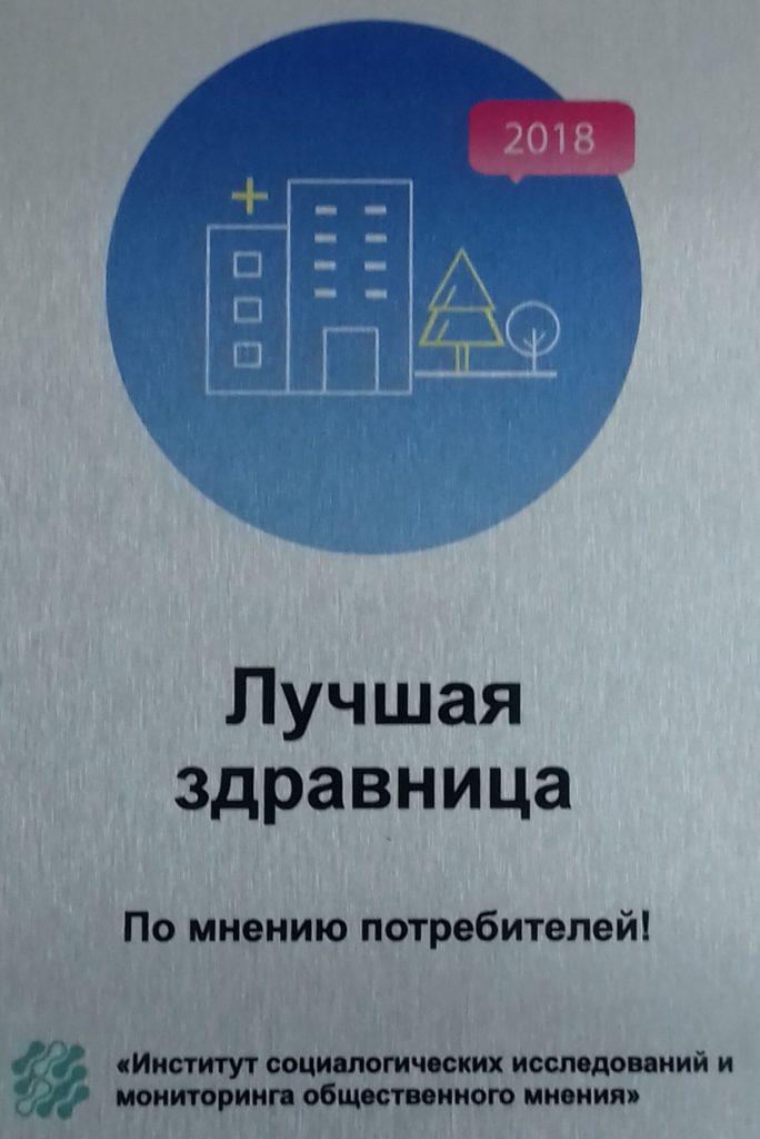 Лучшие санатории региона